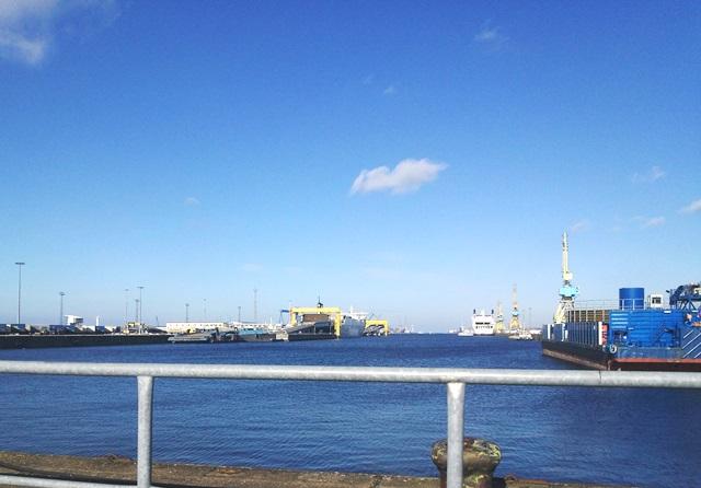 Überseehafen Rostock