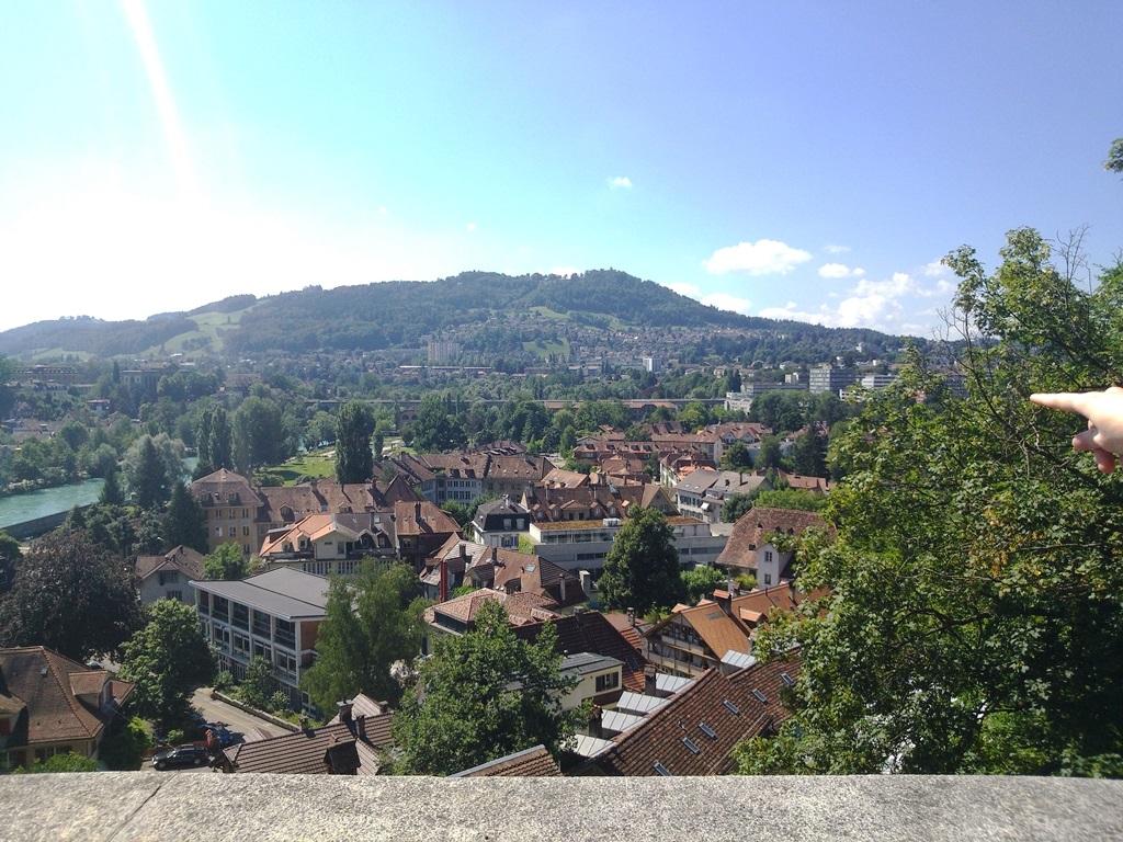 Aussicht Bern